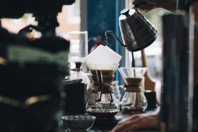 De ce specialty coffee